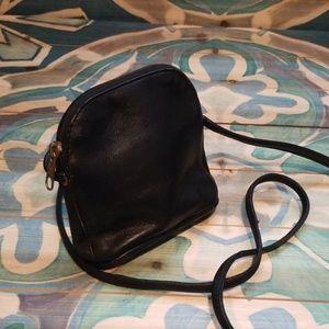 Hobo Intl. Black Leather Mini Crossbody